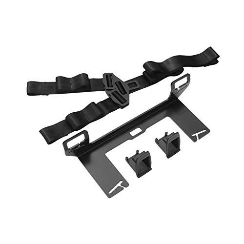 XIAOSHI Little Oriental Fit for ISOFIX Riemenverbinder Sicherheitsgurt Halterung Latch Universal Car ISOFIX Halter Kind-Sicherheits-Sitzhalterung Stahl Latch