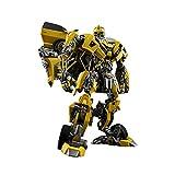 Modelo De Coche Deformado, KO Transformers Toy Bumblebee Edition de aleación Modelo de Robot del Coche Altura de la Figura Aproximadamente 21 cm Regalos para niños