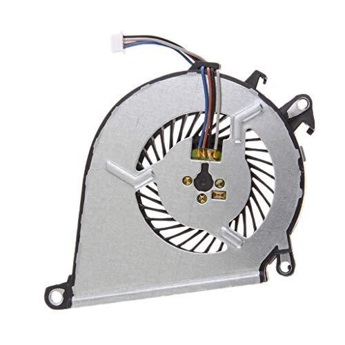 B Blesiya Ventilador de CPU para Omen 15 AX 15 AX000 15 AX030TX TPN Q173