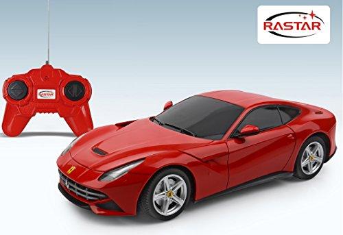 rastar 762 122 174 cm Ferrari F12 Berlinetta modèle moulé sous Pression, Echelle 1/24