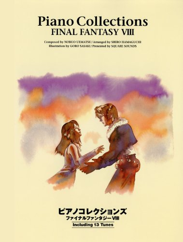 Final Fantasy VIII Piano Collection Sheet Music