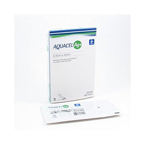 Aquacel Aposito Aquacel Plata 2,5X45Cm 3U 1500 g