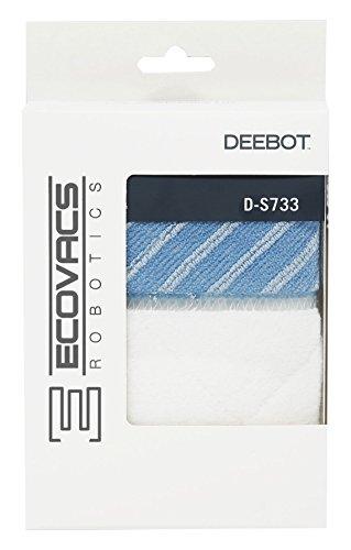Ecovacs D-S733 Reinigungstücher für DEEBOT DR95, DR98, DM88, DM81