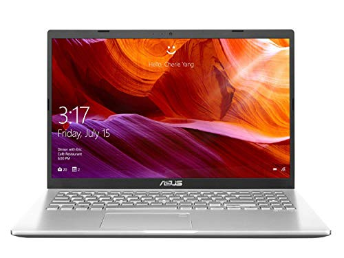 ASUS VivoBook 15 M509DA-EJ041T 15.6-inch Laptop (Athlon Silver 3050U/4GB/1TB HDD/Windows 10 Home (64bit)/Integrated AMD Radeon RX Vega 2 Graphics), Transparent Silver