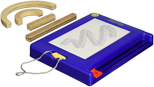 Handwriting Without Tears - SAS Slide Stamp and See Screen, 4 X 6 in, Wooden - 022644
