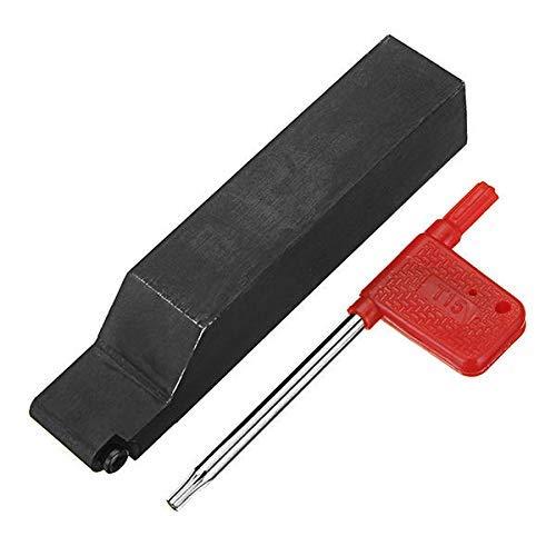 XinXinFeiEr Duradero SPAPR2020K10 Turning Holder Holder Bar Barra de perforación International Lathe Blade Holder para RPMT10T3 Insertar Peso Ligero