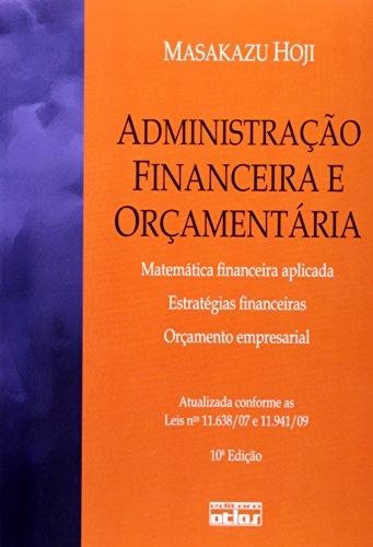 Administração Financeira E Orçamentaria