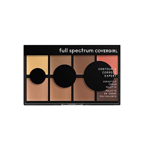 Covergirl Full Spectrum Contour & Correct Expert Cream Palette, Universal