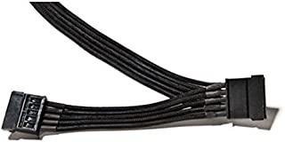 be Quiet! Power Cable 2X S ATA Kabel 400mm CS 3420