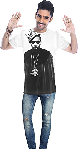 NAS with Crown Unisex T-Shirt XX-Large