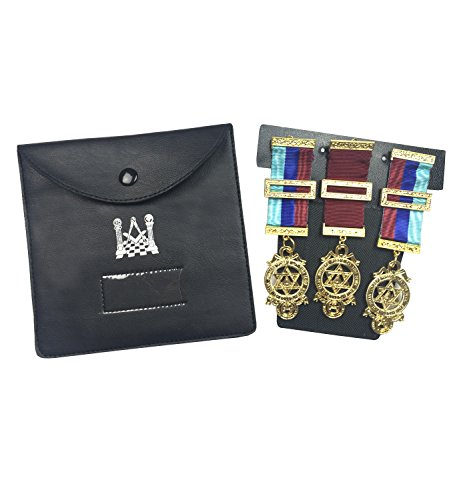 Masonic Regalia Pocket Jewel Holder/Wallet masonic carry case MC050