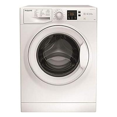 Hotpoint Ltd NSWM 1043C W UK 1400rpm Washing Machine 10kg Load Class A+++ White