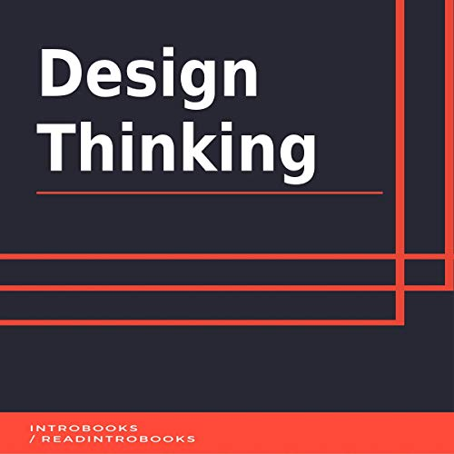 Design Thinking cover art