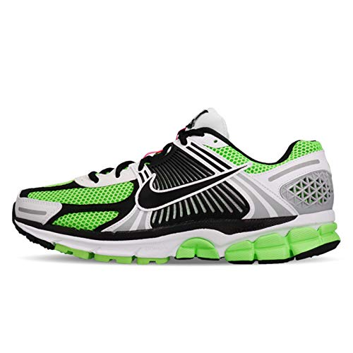 Nike Zoom Vomero 5 SE SP Hombre Running Trainers CI1694 Sneakers Zapatos (UK 11 US 12 EU 46, Electric Green Black White 300)