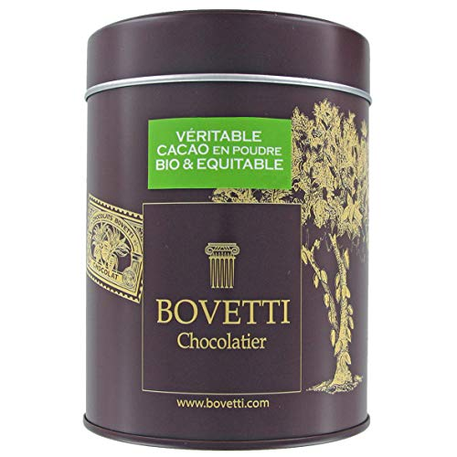 Bovetti 100 % Bio Kakaopulver, 1er Pack (1 x 180)