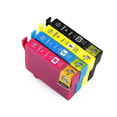 Secondlife Cartucho de Tinta Epson Multipack 603 XL