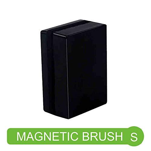 Walmeck Verwisselbare magnetische onderdelen voor magnetische aquarium algen glasreiniger Magnetic Clean Brush Piece 42 * 22mm