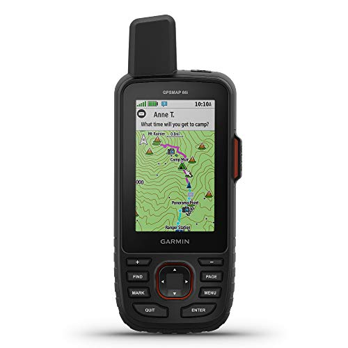 Buy Discount Garmin GPSMAP 66i GPS Handheld and Satellite Communicator