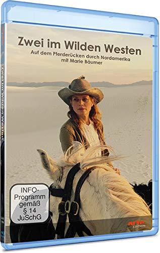 Zwei im Wilden Westen [Blu-ray]