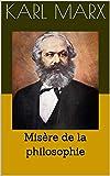 Misère de la philosophie - Format Kindle - 1,80 €