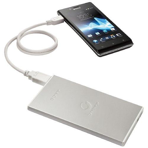 Sony CP-F1LSA Caricabatteria da Viaggio
