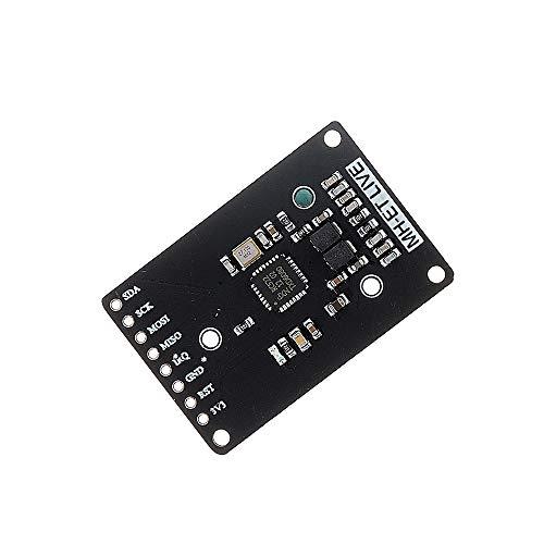 Modulo electronico Módulo lector de RFID RC522 S50 Mini 13.56 Mhz 6cm con las etiquetas SPI de escritura y lectura for A-r-d-u-i-n-o - productos que funcionan con placas A-r-d-u-i-n-o oficiales 3pcs
