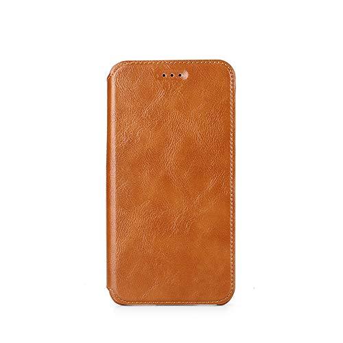 zhaojjd KFGBR Caso para Ulefone Metal teléfono caso cubierta KFGBR (marrón)