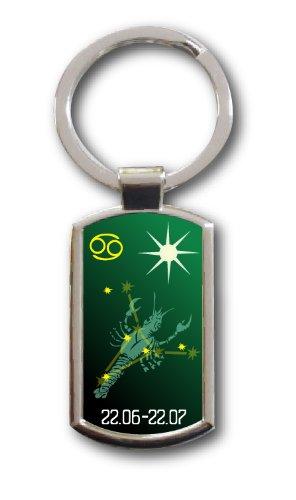 Schlüsselanhänger Sternzeichen Horoskop Krebs