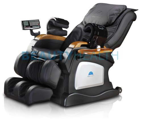 Authentic Beautyhealth Shiatsu Arm Hand Massage Chair with Jade Heat Therapy, Human Body Scan, Mp3...