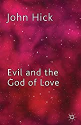 Book cover: Evil and the God of Love by John Hick