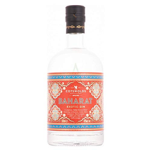 Cotswolds BAHARAT Exotic Gin Gin (1 x 0.5 l)