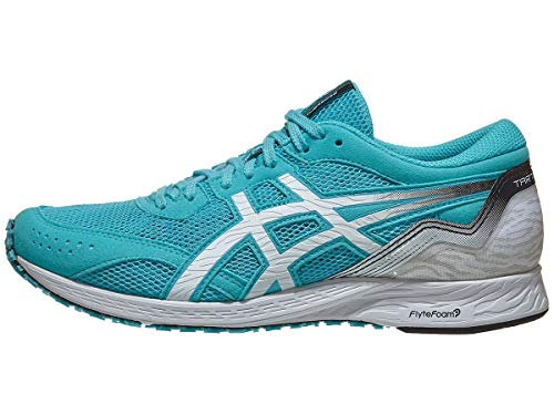 ASICS Women's Tartheredge Running Shoes, Ice Mint/White, 7.5 M US