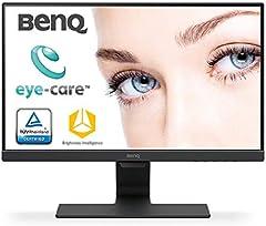 "BenQ GW2280 – Monitor para PC Desktop de 21.5"" Full HD (1920x1080, VA, 16:9, 2x HDMI, VGA, 5ms, altavoces, Eye-care, Sensor Brillo Inteligente, antirreflejos, Flicker-free, Low Blue Light, E2E)"