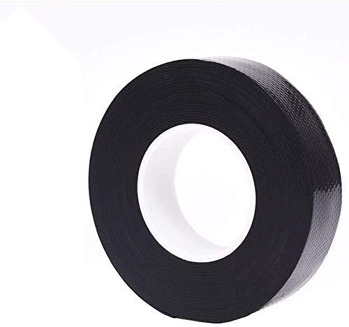 Butyl Sealing Tape - Waterdichte Hogedruk Rubber Isolatietape Zwart Hoge Temperatuur Reparatie Elektrische Isolatietape, voor Draad Outdoor Submersible Pomp (Kleur : 1kv, Maat : 20 Rolls) 507 20 rolls 1 kg.