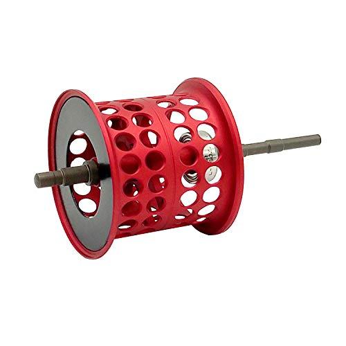 アブガルシア 用 シャロースプール 浅溝 ベイトリールスプール 約8.3g Abu Garcia BMAX3 PRO MAX3 SILVER MAX3 ORRA2 DECIDER7 REVO4 X Microcast Spool