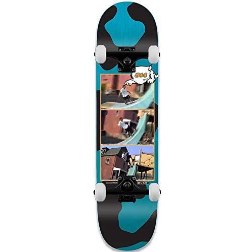 Quasi Johnson Guest Skateboard, 21 cm