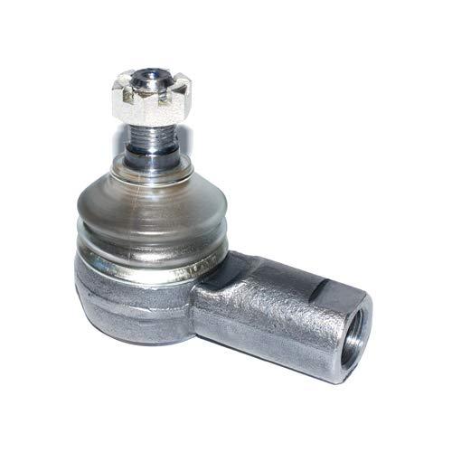 Verin Kugelgelenk für Case IH, Gewinde M20 x 1,5 rechts, 80 mm Länge, 115 mm Höhe