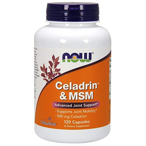 CELADRIN & MSM 500mg - 120 caps