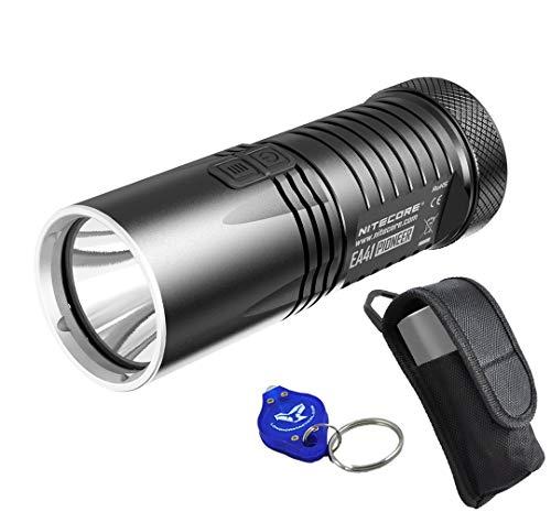 Nitecore EA41 1020 Lumen LED Flashlight Compact Searchlight