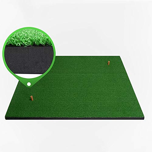 Best Deals! ChouXiao ZCX Golf Padded Exercise Mat Swing Training Device Family Portable Ball Pad Bou...