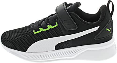 Puma Flyer Runner V PS, Zapatillas de Running, Green Flash, 31 EU