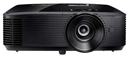 Optoma S342E - Proyector de Vídeo (VGA 3700 Lúmenes, HDMI), Negro