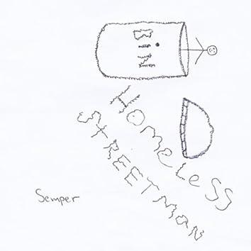 Homeless Streetman