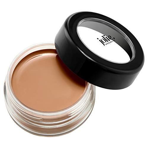 Jolie Picture Perfect Full Coverage Cream Foundation, Smooth Application 1 Oz/30ml (Light Shades) (Suntan)