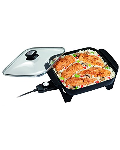 Best de'longhi bg45 electric skillet