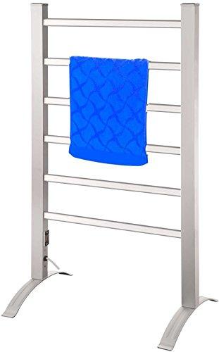 Orework Toallero/Tendedero electrico Nº 4, Aluminio, 90 x 53 x 35 cm