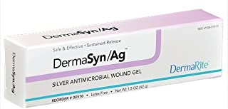 DERMASYN AG 1.5OZ TUBE (EA) by Dermarite Industries