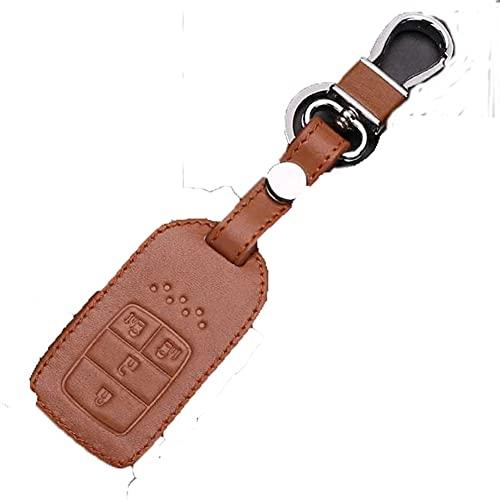 YHDNCG Cubierta de la llave del coche, no se desvanece la cubierta protectora de la cáscara de la llave del coche, accesorios de la llave del coche, para Honda Civic 2015-2016