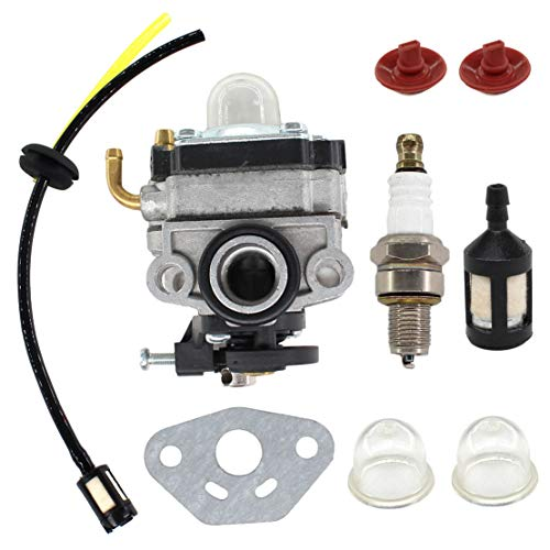 USPEEDA Carburetor for Kawasaki HA023F-AS01 HA023F-BS01 KBL23A Engine RedMax Weed Eater G20LS TR2350S CHT2300 String Trimmer Carb