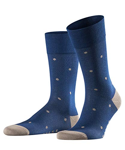 FALKE Herren Dot M SO Socken, Blau (Royal Blue 6000), 43-46